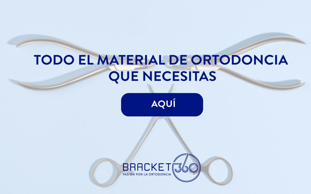 los productos más vendidos de ortodoncia en bracket 360