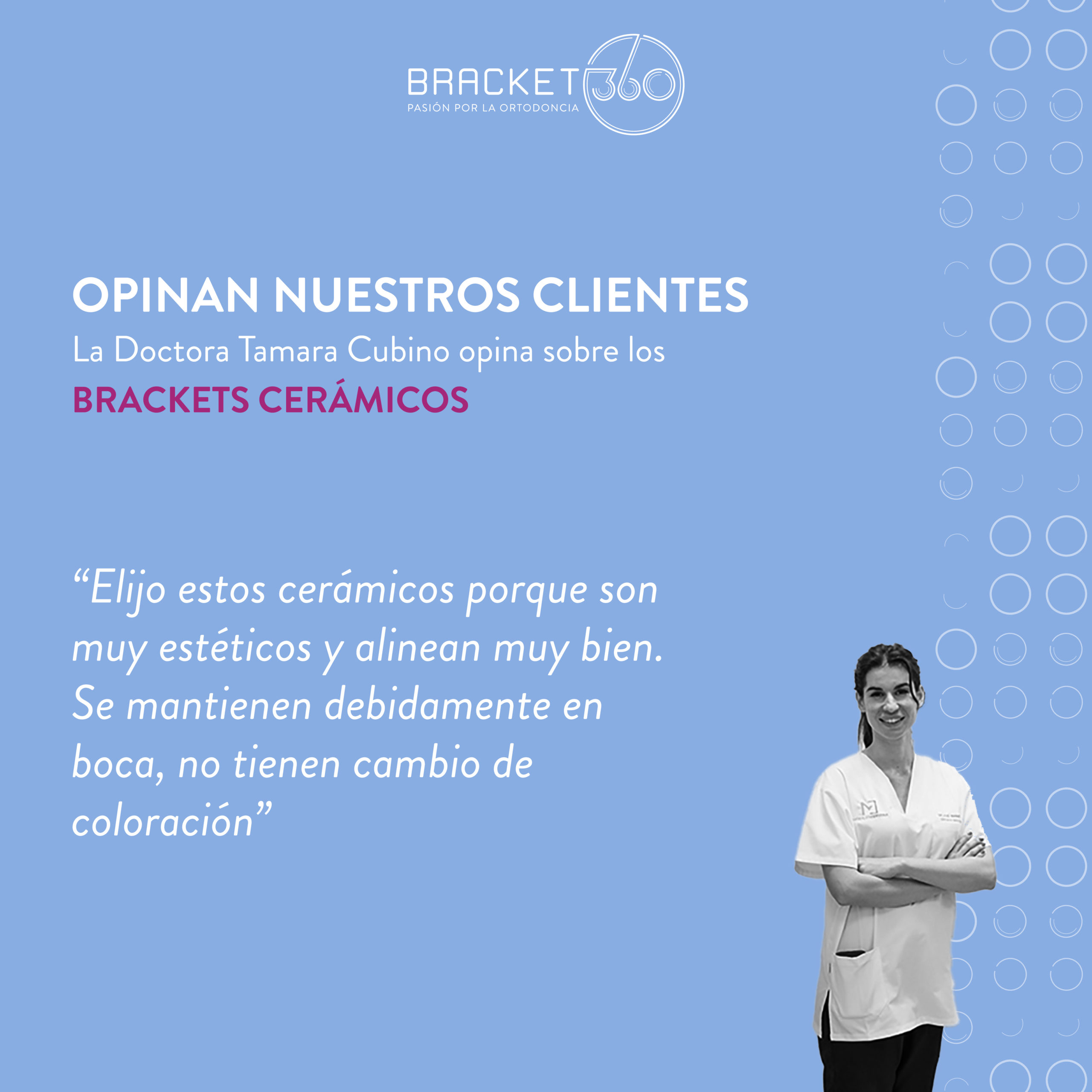 ortodoncia invisible brackets cerámicos