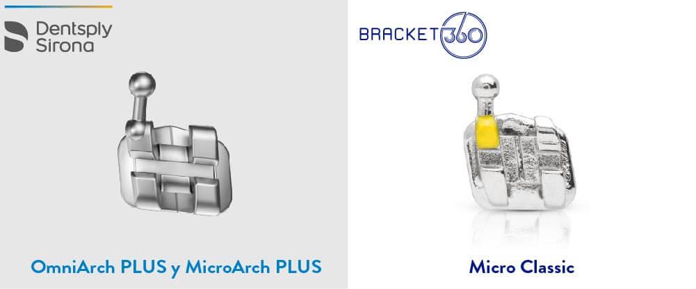 productos de dentsply alternativas bracket 360 ortodoncia tradicional