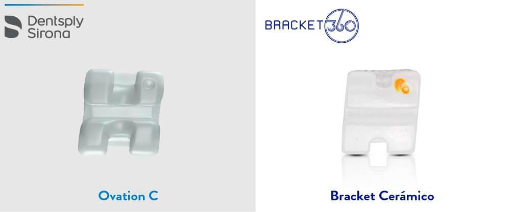 alternativas a productos de dentsply con productos bracket 360